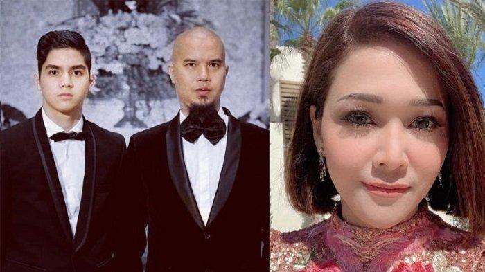 Simpan Foto Kemesraan Ahmad Dhani dan Maia Estianty, Al Ghazali: Menurut Gue Mereka Pasangan Serasi
