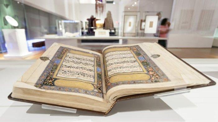 Al Quran koleksi Aga Khan Museum, Toronto.