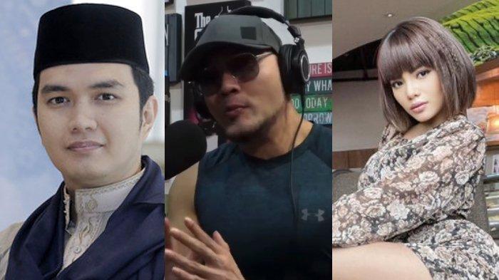 Aldi Taher Sindir Deddy Corbuzier & Dinar Candy: 'Panggung Dunia Cuma Sementara, Akhirat Selamanya'