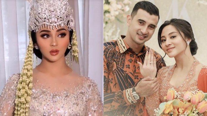 SELAMAT! Ali Syakieb Resmi Menjadi Suami Margin Wieheerm, Intip Foto-foto Akad Nikahnya