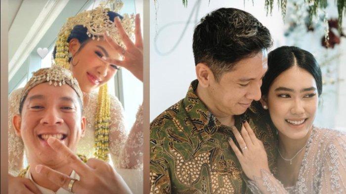 Selamat! Alika Islamadina Resmi Dinikahi Fotografer Raja Siregar, Intip Deretan Potret Pernikahannya