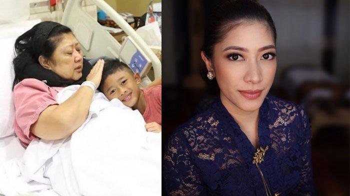 Aliya Yudhoyono Ungkap Kerinduan Karna Tak Bisa Selalu Dampingin Ani Yudhoyono di Rumah Sakit
