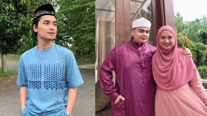 Ameer Azzikra Belanja Pakai Sarung ke Pasar, Alvin Faiz Goda Adik yang Jadi Suami: 'Baru Segitu'