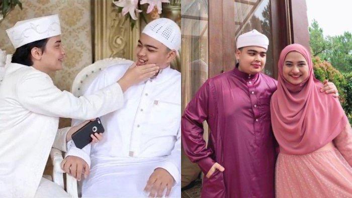 POPULER Alvin Faiz Candai Ameer Azzikra yang baru jadi Suami Belanja ke Pasar, 'Baru Segitu'