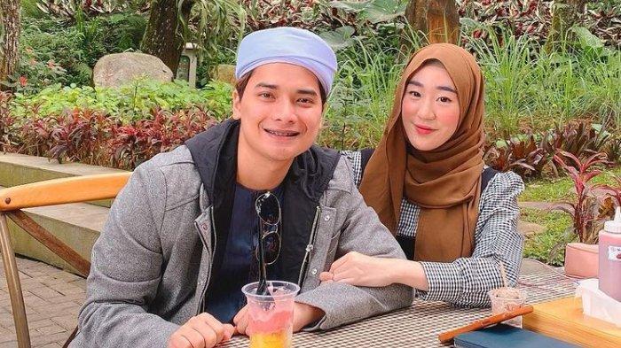Alvin Faiz dan Larissa Chou