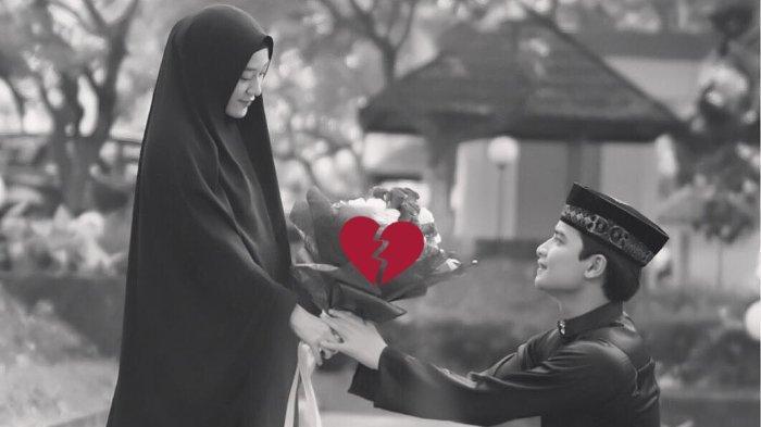 Alvin Faiz dan Larissa Chou bercerai.