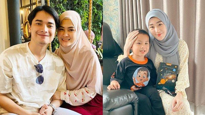 Larissa Chou gelisah ditinggal Yusuf menginap di rumah Alvin Faiz