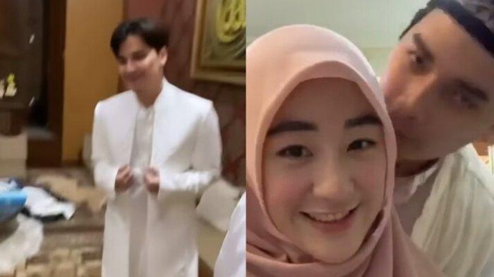 BARU Saja Digugat Cerai Larissa Chou, Alvin Faiz Kepergok Coba Baju Pengantin, Terungkap Faktanya