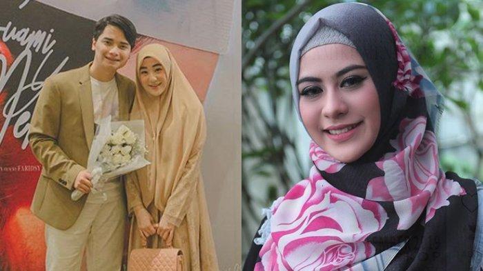 Pamer 'Istri' Alvin Faiz di Film Terbaru, Larissa Chou Tebar Senyum Sumringah Bareng Betari Ayu