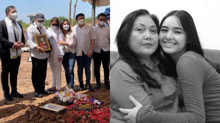 5 Fakta Pemakaman Ibunda Amanda Manopo, Tangis Pecah hingga Kehadiran Billy Syahputra