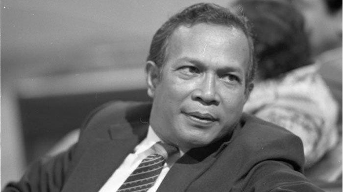 Amoroso Katamsi - Fakta Pemeran Soeharto di Film Pengkhianatan G30S/PKI, Tentara Sekaligus Dokter!