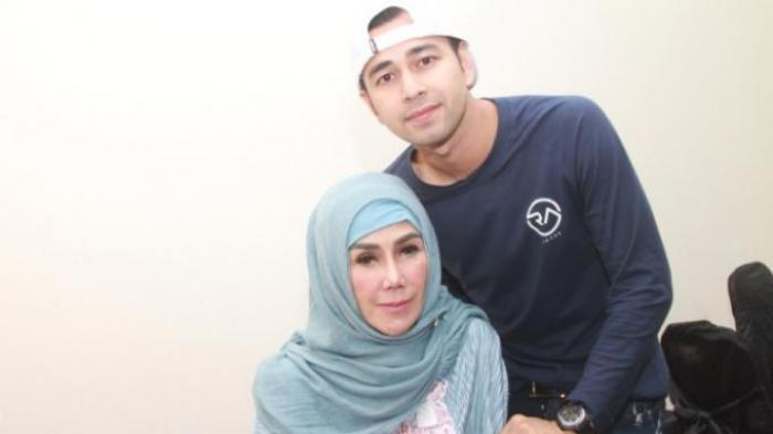Amy Qanita dan Raffi Ahmad