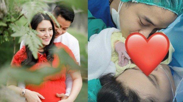 SUKA CITA di Awal Tahun, Anak Adly Fairuz & Angbeen Rishi Lahir, Wajah Lucu Bayi Masih Dirahasiakan