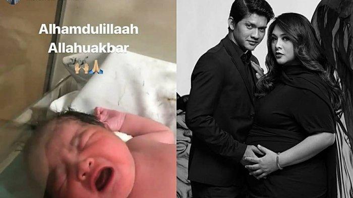Lahir Pada Malam Lailatul Qadar, Iko Uwais Sematkan Nama Ini Untuk Putri Keduanya