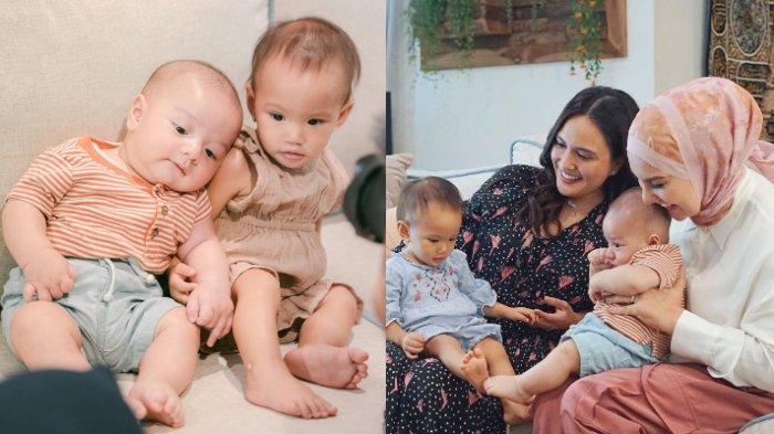 Baby Air Rumi Playdate Bareng Putri Shandy Aulia, Anak Irish Bella & Ammar Zoni Sukses Bikin Gemas