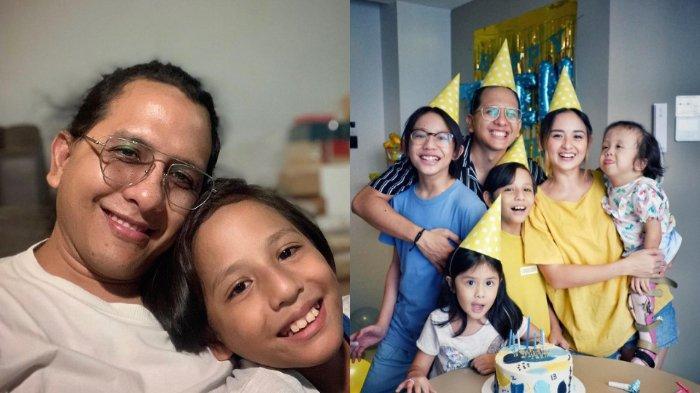 TERENYUH, Isi Hati Anak Joanna Alexandra Lepas Raditya Oloan: Ayah Sudah Lalui Rasa Sakit yang Cukup