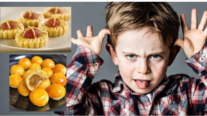 Viral Anak Tak Beretika Saat Lebaran Dibiarkan Orangtua, Habiskan Kue Nastar, Tuan Rumah Melongo