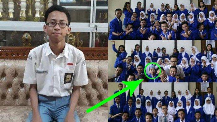 Ananda Hafidh Rifai, Siswa SMAN 4 Solo Peraih Nilai UN Sempurna, Terungkap Foto-fotonya di Kelas!