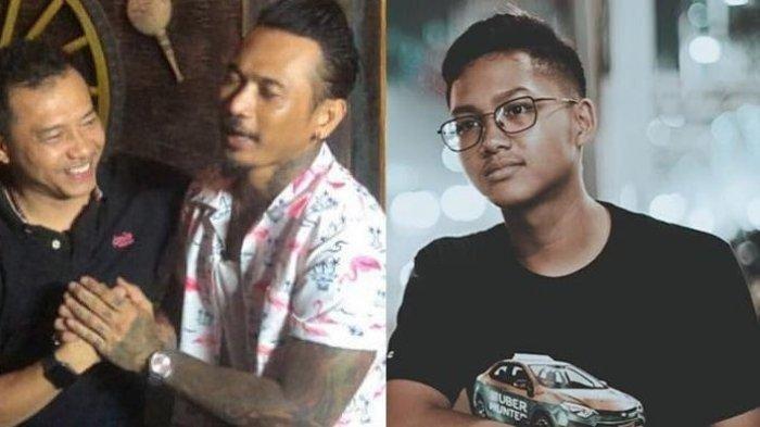 Azriel Hermansyah Buka Suara, Tak Terima Anang Dihina dan Dituduh oleh Jerinx SID