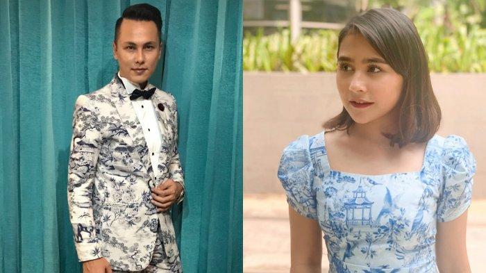 Prilly Latuconsina Diizinkan Pacari Artis Asalkan Mirip Andhika Pratama, Suami Ussy: 'Aku Geer Lho'