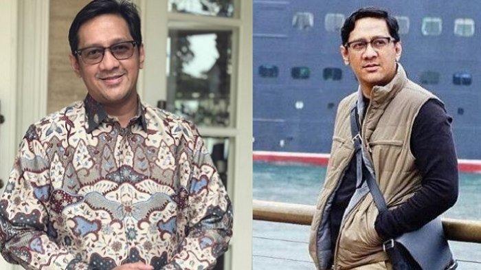 Dua Postingan Andre Taulany Soal Pemilu 2019, Unggah Foto Jokowi & Prabowo, Caption Jadi Sorotan