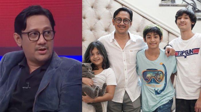 Terkenal Jadi Komedian, Andre Taulany Curhat Selalu Ditertawakan Anak-anaknya saat Marah: Percuma!