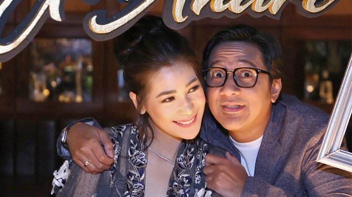 Sambangi Polda Metro Jaya untuk Kasus Pencemaran Nama Baik, Andre Taulany Sebut Akun Istrinya Dihack