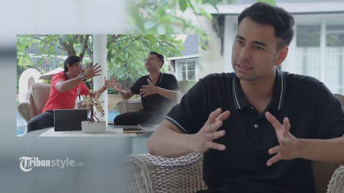 Cerita Raffi Ahmad yang Pernah Dapat 'Uang Haram' saat Remaja