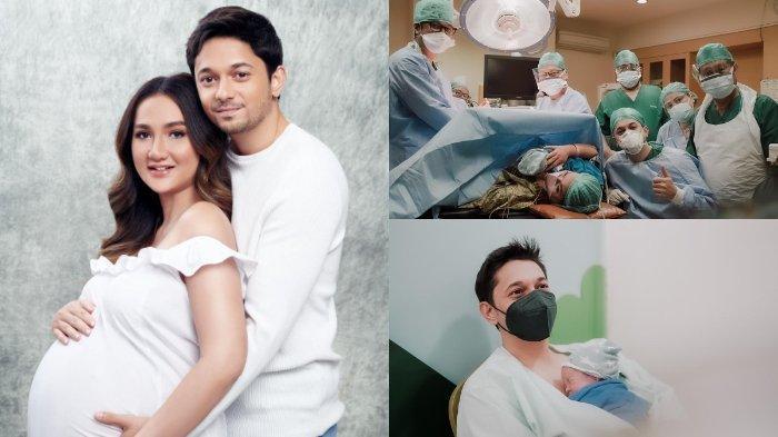 Selamat! Tengku Dewi Putri Lahirkan Anak Pertama, Andrew Andika Resmi Jadi Ayah, Intip Foto-fotonya
