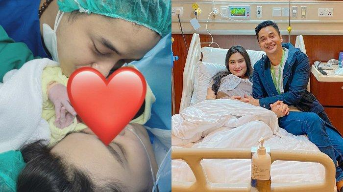 Selamat! Angbeen Rishi Melahirkan Anak Pertama, Adly Fairuz Beberkan Nama Lengkap Sang Buah Hati