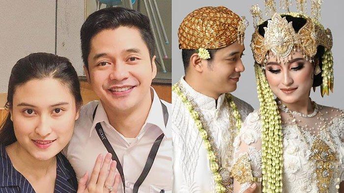 Unggah Foto Bak Pengantin, Angbeen Rishi dan Adly Fairuz Serasi Pakai Baju Adat Sunda
