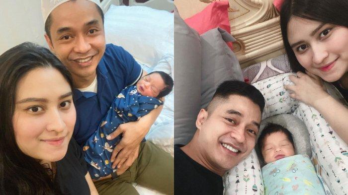 POPULER Takjub Amati Wajah Anak yang Sedang Tidur, Angbeen Rishi Ungkap Kebahagiaan Jadi Ibu