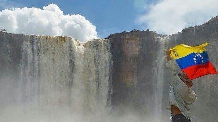 Angel Falls di Venezuela