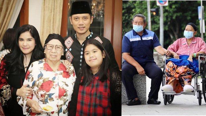 5 Fakta Sunarti Sri Hadiyah, Ibunda Ani Yudhoyono yang Tampak Bugar Meski Berusia 89 Tahun