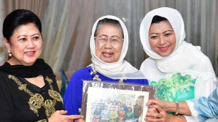 Sebelum Meninggal, Ani Yudhoyono Sempat Pamit kepada Sang Ibu, Kata-kata Perpisahan Bikin Haru