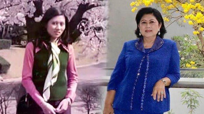 Ani Yudhoyono Dulu dan Sekarang