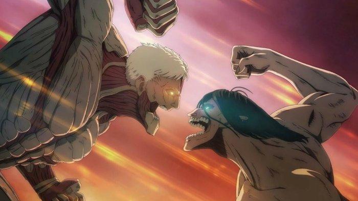 Anime Attack on Titan Final Season.