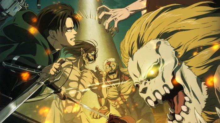 Link Nonton Anime Attack on Titan Final Season Subtitle Indonesia 16 Episode Gratis & Legal