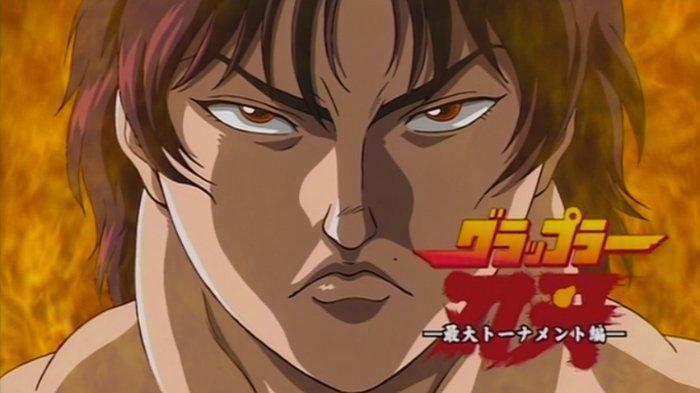 Baki Hanma di anime Baki
