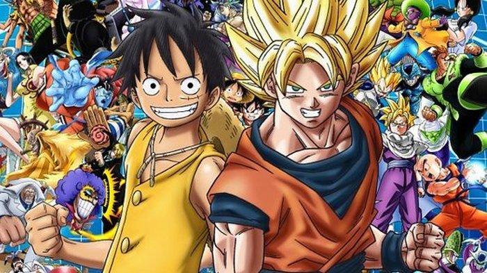 5 Anime Populer yang Diproduksi Toei Animation, Legendaris Semua, Dragon Ball hingga One Piece