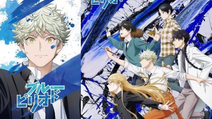 Siap-siap, Anime Blue Period Bakal Tayang di Netflix Bulan Oktober 2021, Simak Sinopsisnya!