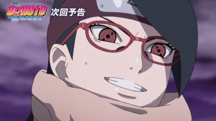 Sinopsis dan Link Nonton Anime Boruto Episode 206 Hari Ini di iQIYI, Formasi Baru Tim Tujuh