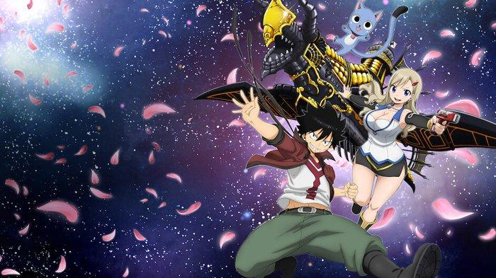 Anime Edens Zero tayang di Netflix.