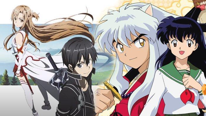 Petualangan di Dimensi Lain, Ini 5 Anime Isekai yang Populer, Inuyasha hingga Sword Art Online