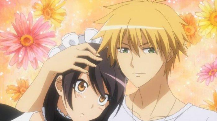 Super Baper! 5 Anime Ini Bercerita Tentang Bad Boy Jatuh Cinta dengan Gadis Baik, Termasuk Maid Sama