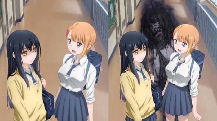 Anime Horor Komedi Mieruko-chan Rilis Trailer Terbaru, Simak Bocoran Jadwal Tayangnya