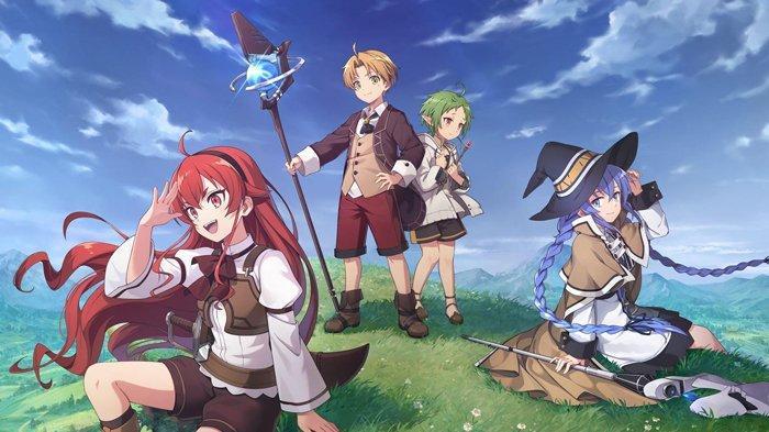Link Nonton Anime Mushoku Tensei: Jobless Reincarnation Episode 13 (S2 Ep 2) Gratis & Legal