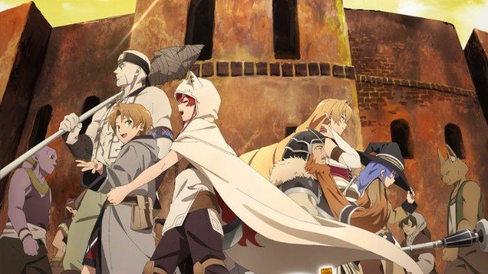 Sinopsis & Link Nonton Anime Mushoku Tensei: Jobless Reincarnation Season 2 Sub Indonesia Gratis