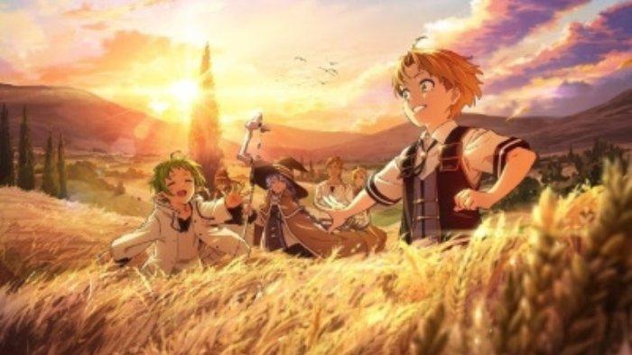 Anime Mushoku Tensei: Jobless Reincarnation season 2.