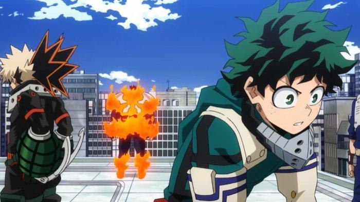 Link Nonton Anime My Hero Academia Season 5 Episode 17 Hari Ini di iQIYI, Fakta Keluarga Endeavour